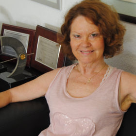 entrevista a Dolores Font de Dolores Cortés moda baño