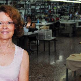 Fábrica Dolores Cortés moda baño