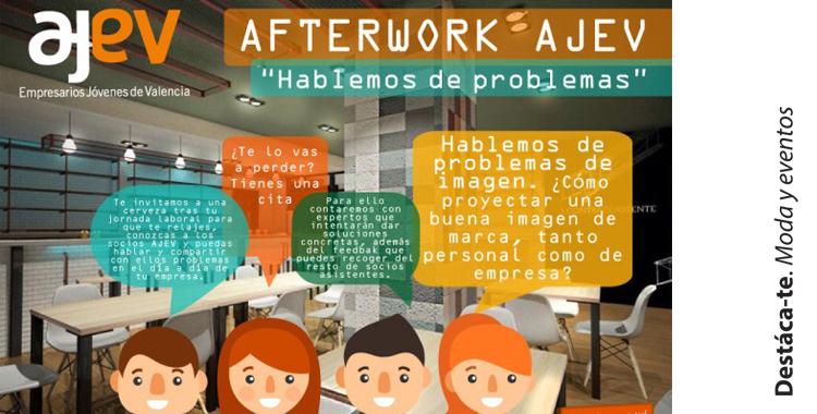 Afterwork comunicacion AJEV imagen marca empresa