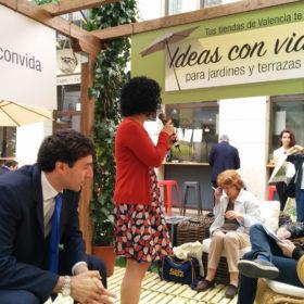 Leroy Merlin Mercado de Tapinería Decoracion terrazas Valencia Destaca-te