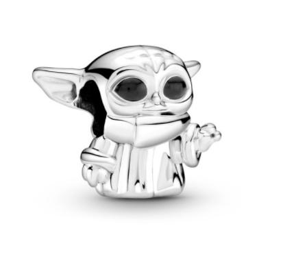 Baby Yoda colección Star Wars Pandora