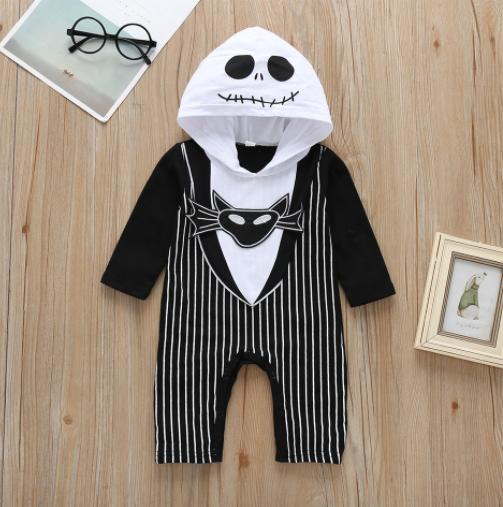 Jack Tim Burton Pat Pat pijama Halloween 2020