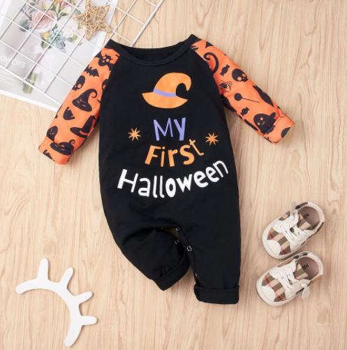 Pat Pat pijama primer Halloween 2020