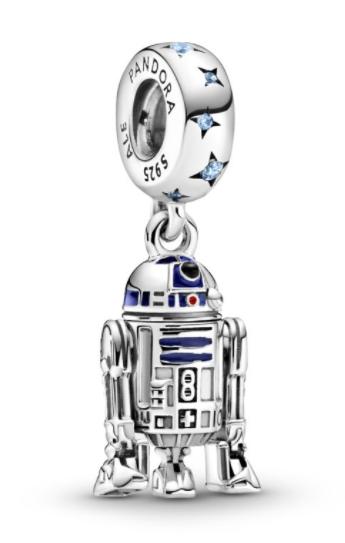 R2-D2 colección Star Wars Pandora