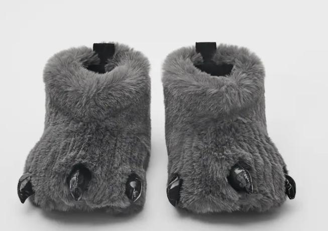 Zarpas Zara zapatillas bebe Halloween 2020