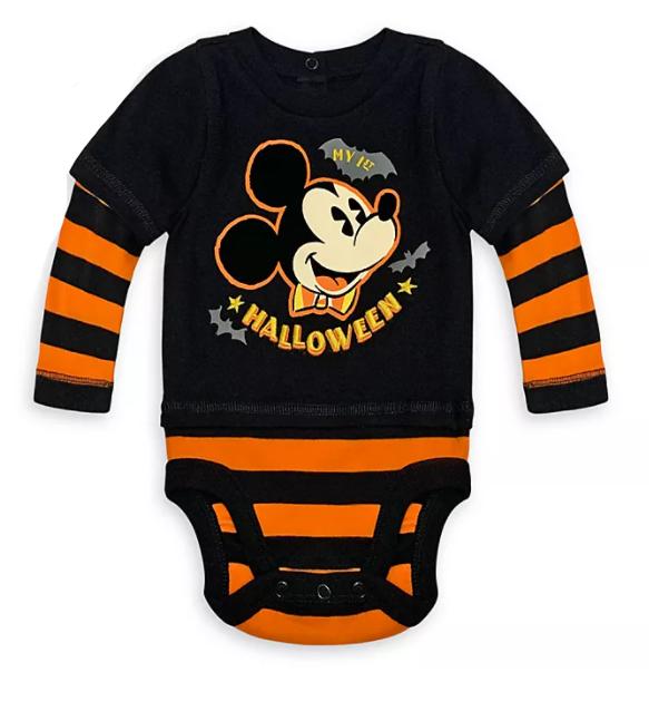 Pijama Disney Mickey Halloween 2020