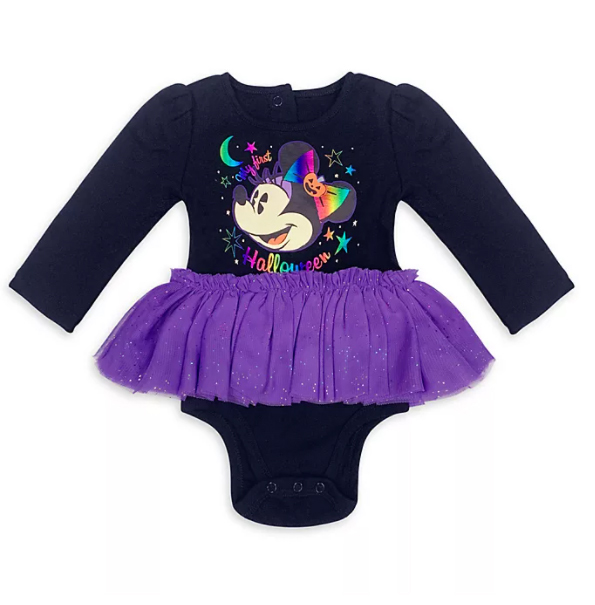 Pijama Disney Minnie Halloween 2020