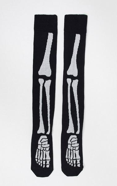 Medias calcetín de Asos para Halloween
