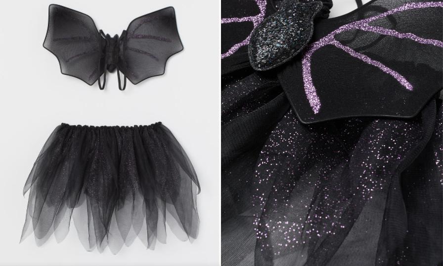 Disfraz murciélago H&M Halloween 2020