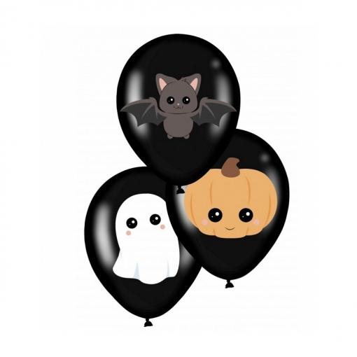 Globos Carrefour Halloween 2020
