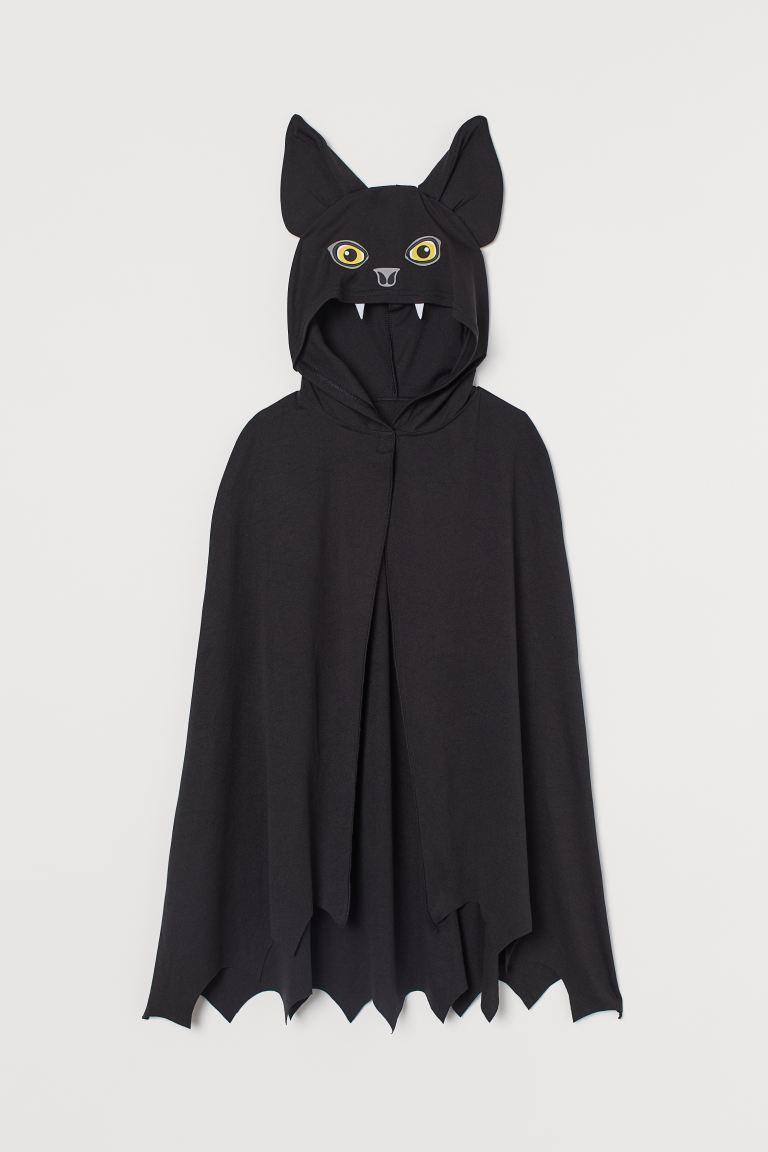 Capa Murciélago H&M niños Halloween 2020