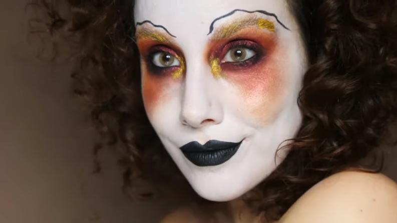 Maquillaje perfecto para Halloween de la mano de Carmen Marsev