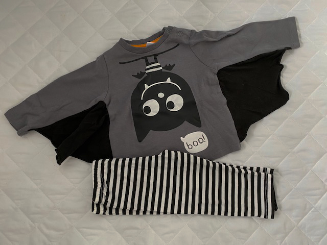 pijama Halloween Carrefour bebé
