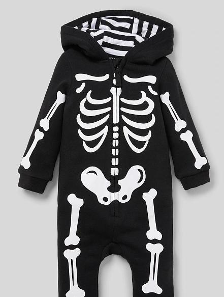 Mono bebé C&A Halloween 2020