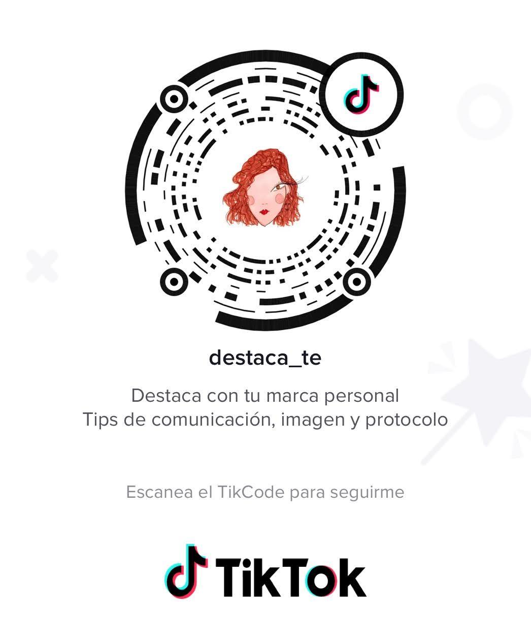 Destáca-te by Paloma Silla Tik Tok