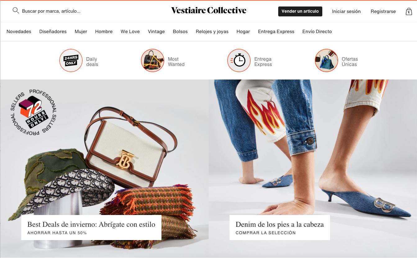 Vestiare-collective-ropa-segunda-mano-comprar-vender-Paloma-Silla-Destaca-te