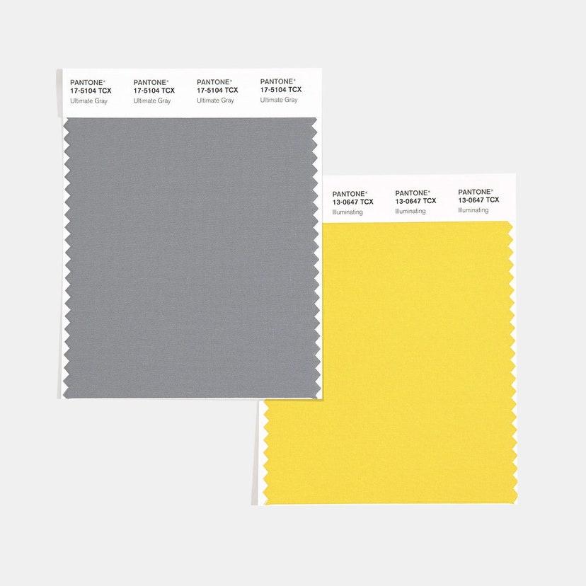 Tendencia de color - colorimetria - 2021 Pantone