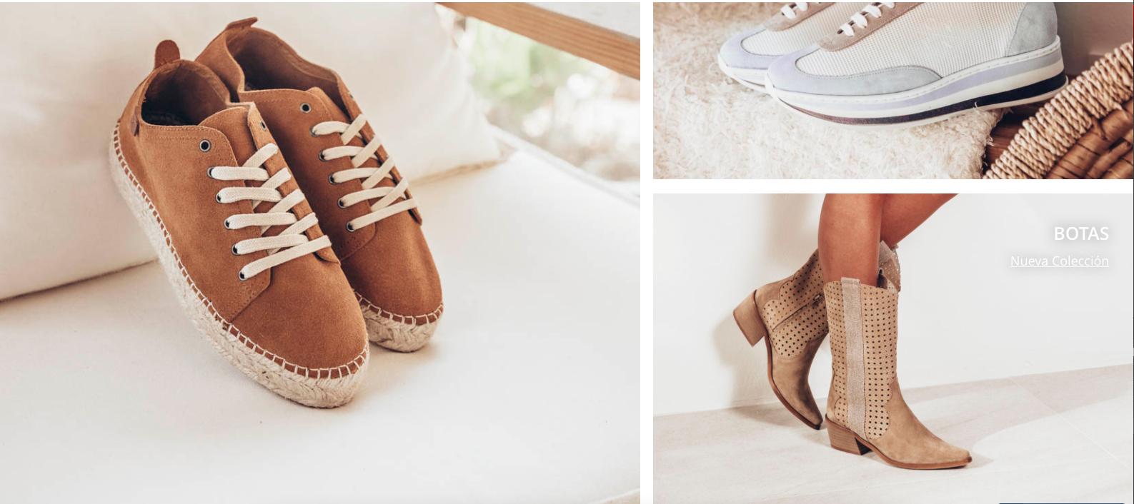 Popa zapatos made in spain Paloma Silla Destáca-te