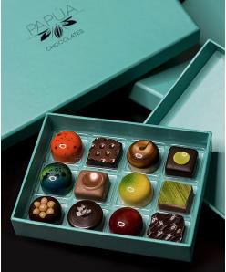Chocolates Papua ideas para regalar en San Valentín Paloma Silla Destáca-te